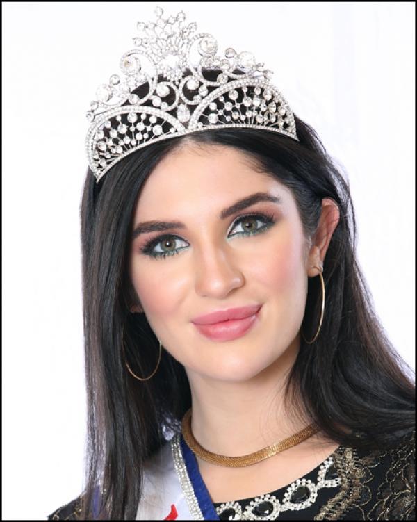 Iya Agha || Miss Arab 2019